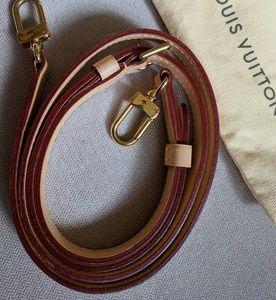 04341d44b4 Louis Vuitton Adjustable Shoulder Strap 16 MM VVN